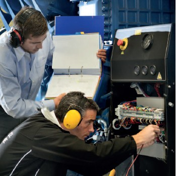Kohler Sdmo Spare Parts Training Technical Support For